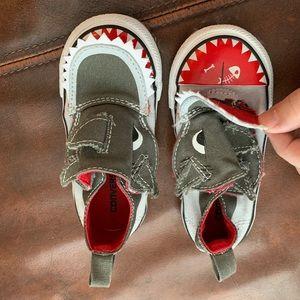 Shark converse shoes